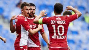 Головин тащит «Монако» в Лиге чемпионов: сделал гол и организовал результативную атаку в первомже матче сезона