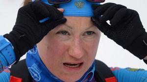 Биатлонистка Подчуфарова назвала русский спорт «шапито». Ее переход в Словению может затянуться