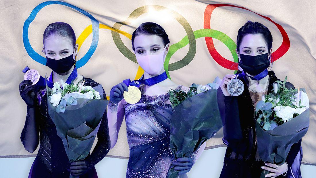 Будет ли у России максимальный состав в фигурном катании в Пекине Разбираем ситуацию с квотами на Олимпиаду