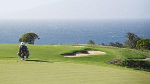 Зимний гольф. Звездопад в Эмиратах, Мексике и США