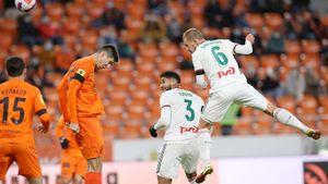«Урал» и «Локомотив» сыграли вничью. Это первый матч РПЛ без голов в этом сезоне