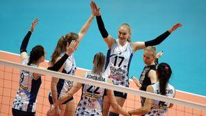 «Динамо-Ак Барс» взяло первые очки в Лиге чемпионов. Чешек из «Оломоуца» обыграли без траблов