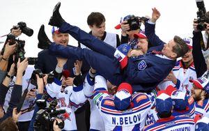 5 лет назад СКА перестал быть посмешищем. Быков сделал из неудачников чемпионов и больше нигде не работал