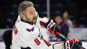 Новые рекорды Овечкина. Он оторвался от канадской легенды и нашел 135-ю вратарскую жертву в НХЛ