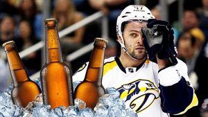 Радулов загулял в баре в разгар плей-офф-2012. Теперь за такое НХЛ будет жестко наказывать игроков и клубы