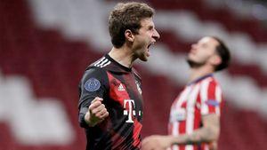 Мюллер вытеснил Индзаги из топ-10 лучших бомбардиров в истории Лиги чемпионов