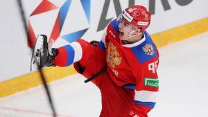 Россия побеждает в день санкций и дисквалификации президента Путина. Хоккейная сборная додавила шведов в Москве