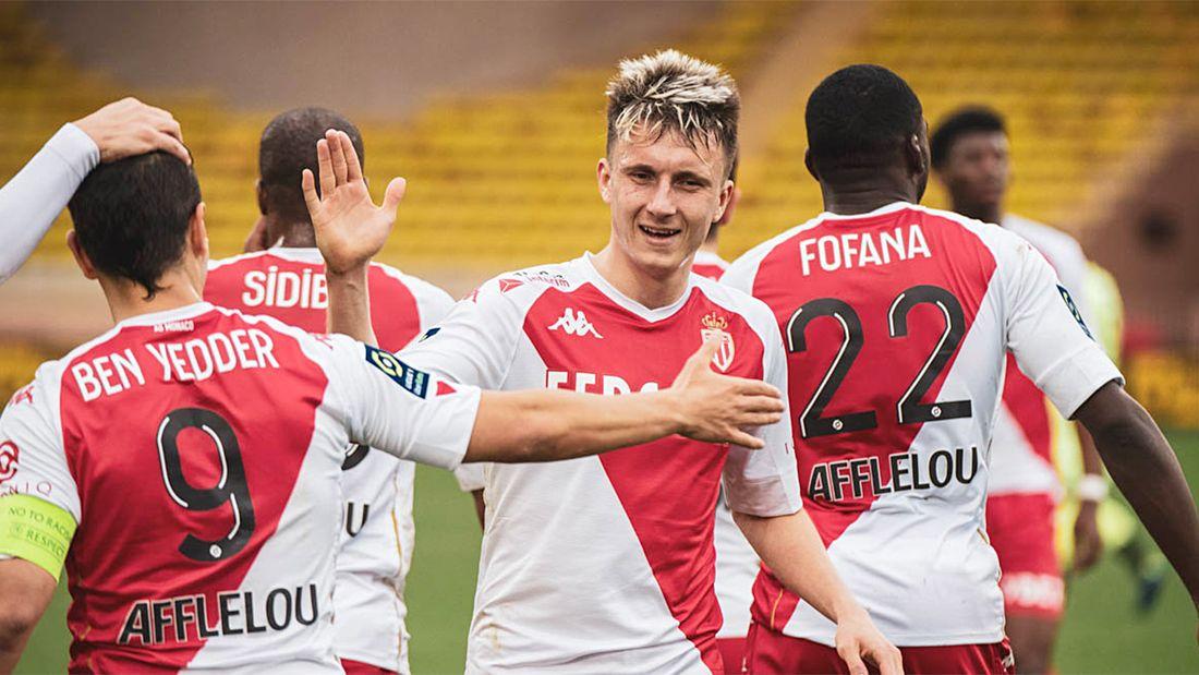 Русский футболист может взять золото во Франции. Что для этого нужно Монако с Головиным: расклады Лиги 1