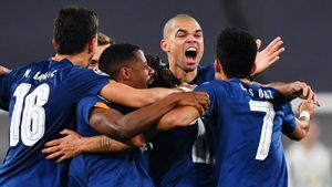 Эпичный вылет «Ювентуса»: «Порту» вдесятером забил в овертайме, тут же пропустил, но дотерпел и вышел в 1/4 финала