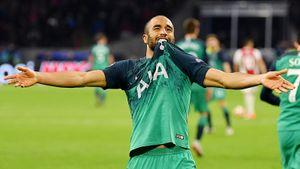 Моура признан лучшим игроком ответных матчей 1/2 финала Лиги чемпионов