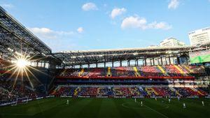 ЦСКА готов рассмотреть запрос «Вольфсберга» о проведении на «ВЭБ-Арене» матча с «Тоттенхэмом»