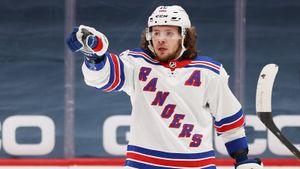 Панарин обошел Дацюка по результативным передачам за первые 6 сезонов в НХЛ