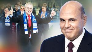 «Адмирал» уже точно вернется в КХЛ. На решение повлиял премьер Мишустин, а Фетисов лоббирует своих людей