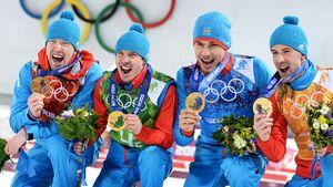 Русских биатлонистов забанили на 4 года. Дело не закрыто, мы можем лишиться победы в Сочи-2014