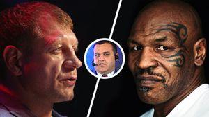 Кремлев: «Сделаем все возможное, чтобы бой Тайсона с Харитоновым или А. Емельяненко состоялся»