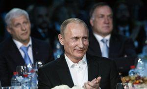 Дик Адвокат: «Может, мы с Путиным и невысокого роста, но у нас есть харизма»