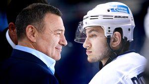 Сын Ротенберга уехал играть вхоккей вСША. Его отец-миллиардер рулит российским хоккеем