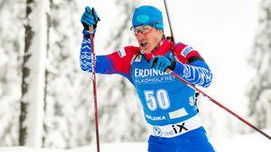 Русский биатлонист на ЧМ выдал гонку жизни, но этого не хватило даже для «цветов». А Жаклен просто пушка