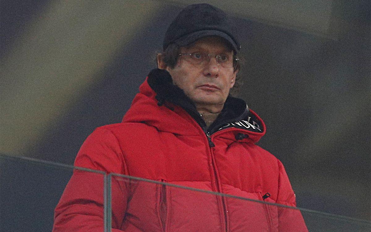 Федун рассказал, как ФИФА и УЕФА могут быстро раздавить Суперлигу: «Жду, что проект лопнет через некоторое время»