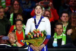 «Домурашек». Чемпионка Европы заплакала вовремя гимна России нацеремонии награждения: видео