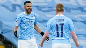 Отмененный пенальти, удаление и дубль Мареза: «Манчестер Сити» обыграл «ПСЖ» в огненном матче и вышел в финал ЛЧ