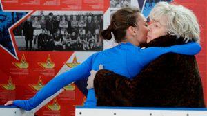 Тарасова обратилась к завершившей карьеру олимпийской чемпионке Сотниковой