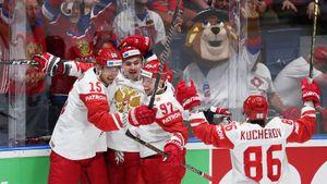 Россия обыграла Швейцарию! Дубль Кучерова, два очка Гусева и «сухарь» Георгиева. Как это было