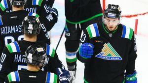 В Уфе прокололись, отдав ведущего защитника в ЦСКА. В «Салавате» думали, что Сергеев уедет в НХЛ