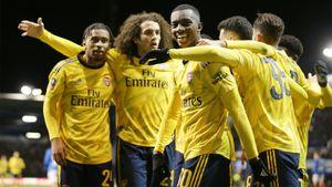 «Арсенал» вышел в четвертьфинал Кубка Англии. Но потерял Торрейру