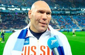 Валуев спрогнозировал, как закончится матч «Зенит»— «Спартак»