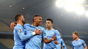 «Манчестер Сити» обыграл «Вулверхэмптон» и продлил победную серию до 21 матча