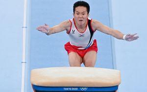 Кореец, лишивший российского гимнаста Аблязина олимпийского золота: «У меня очень тяжелая травма спины»