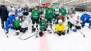 «Нельзя вот так выкидывать детей». Скандал в российском хоккее— под угрозой закрытия детские команды «Агидели»