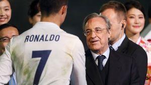 «Реал» был прекрасной, ноневеликой командой. Иначе еенаследие неиспарилосьбы вмгновение ока