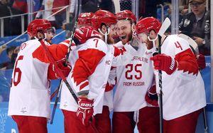 Первый финал за20лет. Хоккейная сборная России сыграет зазолото Олимпиады