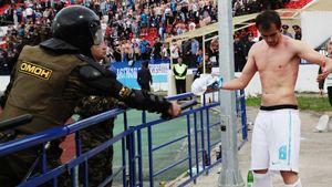 Как омоновец ударил футболиста «Зенита» электрошокером. Забытая история о приключении серба Лазовича в России