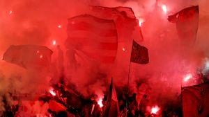 «Црвена Звезда» — «Партизан». Огненное дерби: страх и ненависть в Белграде даже перед Пасхой