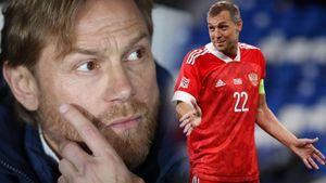 «Дзюба? Двери в сборную России открываются не мной». Первые слова Карпина после подписания контракта