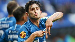 Азмун — самый востребованный игрок РПЛ в Европе. «Наполи» дает €25 млн, «Арсенал» подключил к переговорам Аршавина