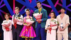 Победителями «Ледникового периода» стали Ольга Кузьмина и Александр Энберт. Они выиграли 1 млн рублей