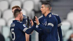 Гол Роналду на последней минуте матча с «Сассуоло» лишил клиента БЕТСИТИ 5,1 миллиона рублей