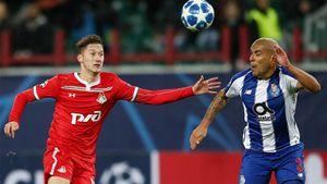«Порту» разгромил «Локомотив», «Ливерпуль» проиграл вСербии, ничьи вМилане иНеаполе. Как это было