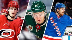 Капризов не хочет попадать в 8-летнее рабство к «Миннесоте». 10 лучших свободных агентов НХЛ
