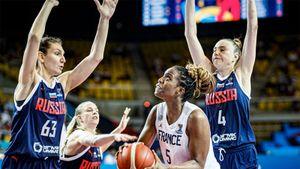 Женская сборная России уступила Франции и сыграет в 1/8 финала Евробаскета со Словенией
