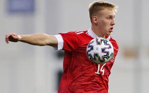 Спартаковец Маслов заработал 2 пенальти в ворота России за 9 минут в матче с Францией на молодежном Евро