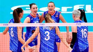 Русские волейболистки выиграли важнейший матч на Кубке мира. Теперь мы точно в призах