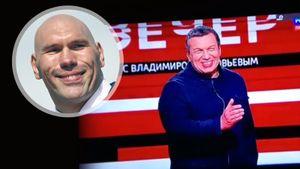 Валуев— обобсуждении Украины впрограмме Соловьева: «Вспомнили незалежную. Все, коронавирус навторое место»