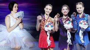 Фигуристка Попова: «Недолжны 15-летние девочки соревноваться с20-летними. Это ненормально!»