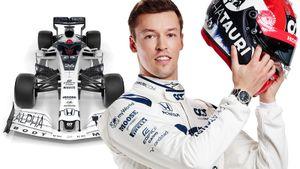 Квят набелой «АльфаТаури», «Феррари» скрывает свою силу: вФормуле-1 готовятся кновому сезону
