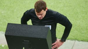 ЭСК РФС признала верным решение Левникова засчитать 2-й гол «Рубина» в матче с «Арсеналом»